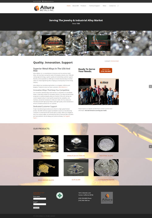 responsive-web-design-manufacturing-flux-appeal