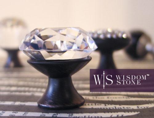 Branding Fashion Hardware Wisdom Stone