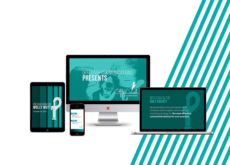 slide presentation design pet marketing flux appeal michele alise