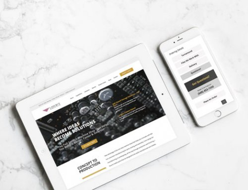 Web Design Manufacturing