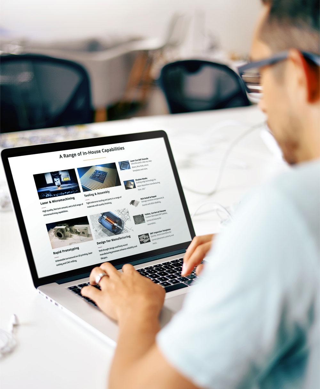 web-content-ui-design-manufacturing-michele-alise