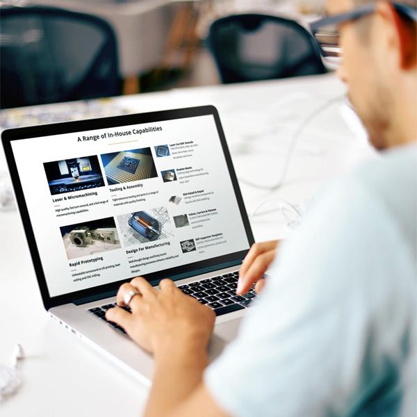 web design flux appeal creative